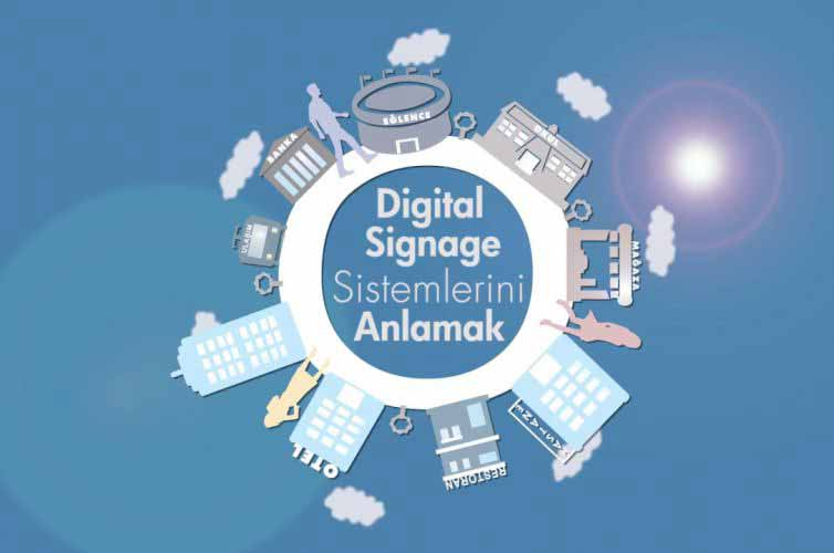 Digital Signage Sistemlerini Anlamak