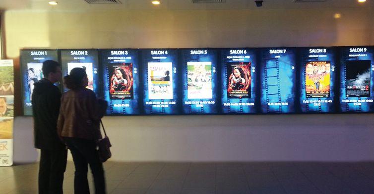 Agora Sinemaları Projesi
