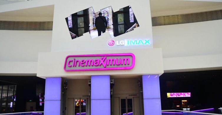 Cinemaximum Projesi