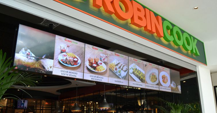 ROBIN COOK Projesi