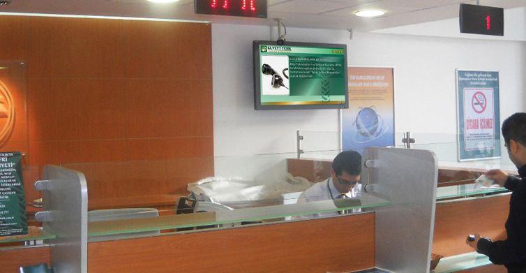 Kuveyt Türk Katılım Bankası Projesi