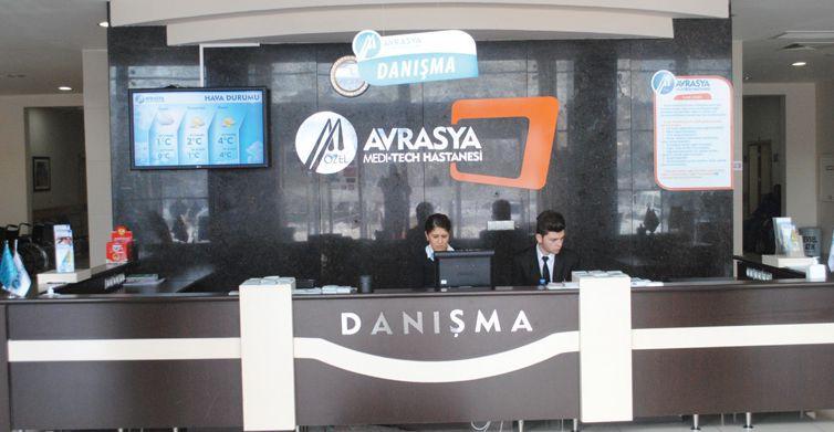 AVRASYA MEDITECH HASTANESİ Projesi