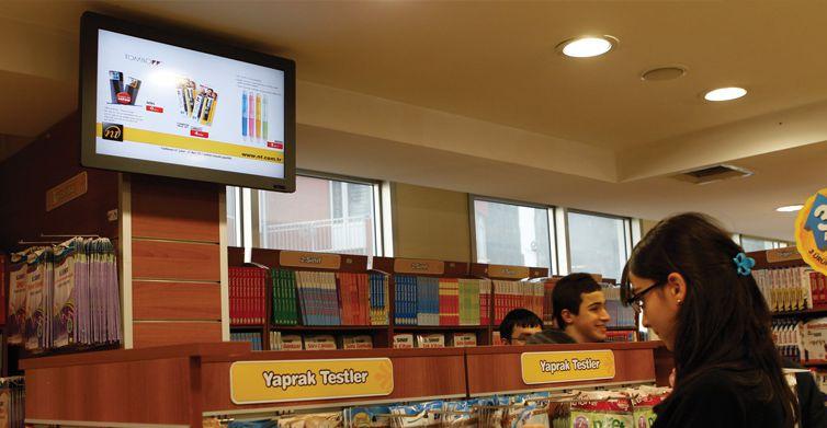 NT Mağazaları Projesi