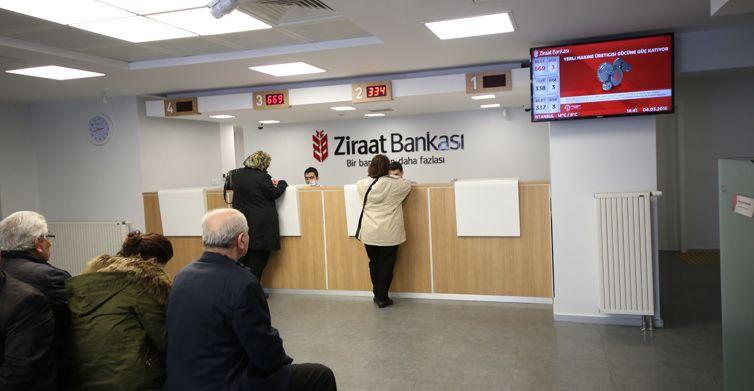 Ziraat Bankası Projesi