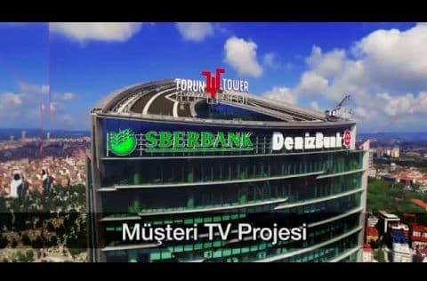 DENİZBANK MÜŞTERİ TV PROJESİ