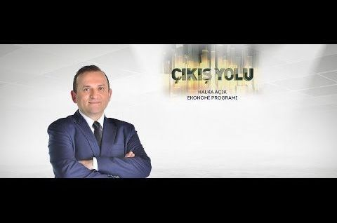 """ÇIKIŞ YOLU"" TV PROGRAM ON BLOOMBERGH February 2017"