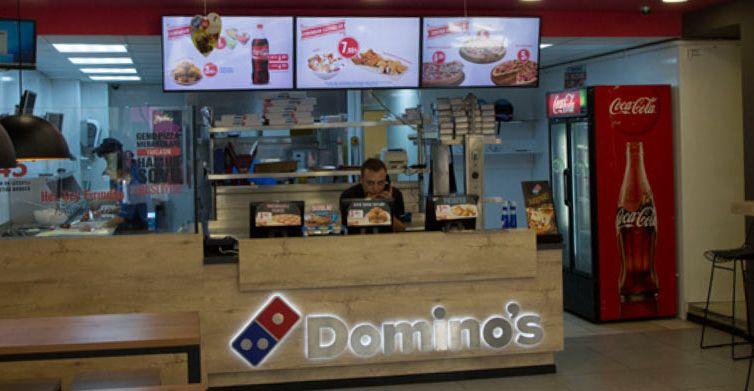 DOMINO'S PİZZA Projesi
