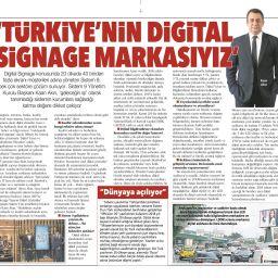 POSTA GAZETESİ 31.08.2018