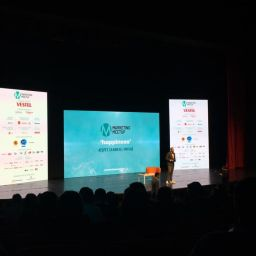 WE SPONSORED MARKETING MEETUP '19..