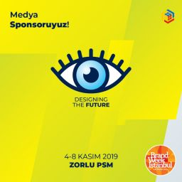 WE SPONSORED BRANDWEEK ISTANBUL 19' !
